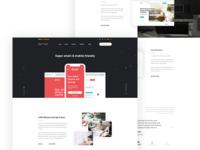 MatrixMedia Website Design