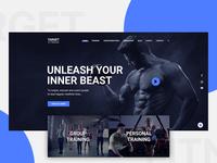 Fitness Website Redesign