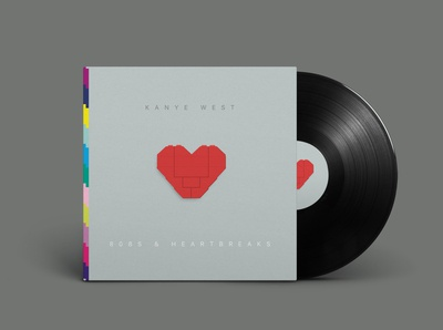 808s & Heartbreak by Kanye West