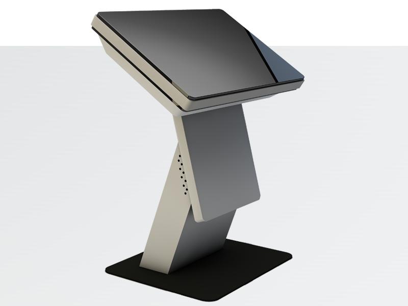 Kiosk Render device 3d kiosk