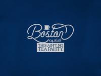 Boston Tea Marathon