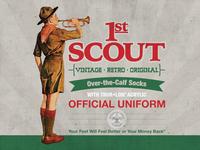 Scout Socks