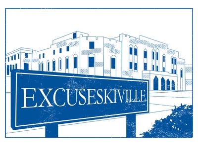 Excuseskiville