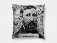 Thoreau Pillow
