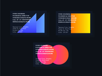 Business Card Exploration III