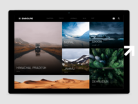 Enroute Travelogue  Website