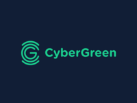 Cyber Green Logo Option II