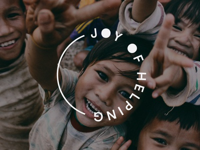 Identity for an NGO - Joy of Helping