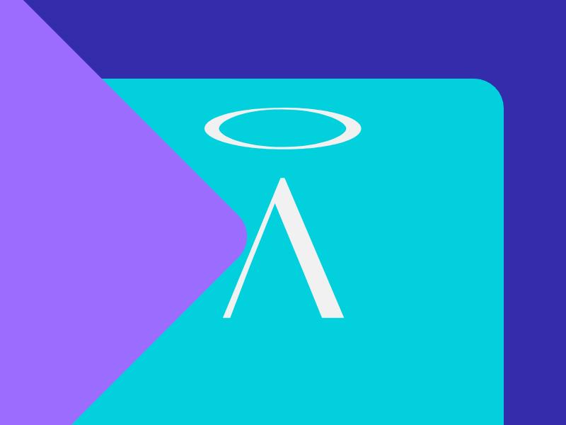 Amoha Symbol ui icon bold clean design vector graphics logotype logo design inspiration logo typography branding identity minimal