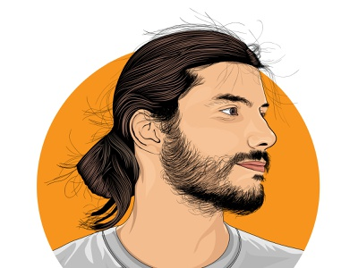 Cartoon Portrait By Designernaim On Dribbble