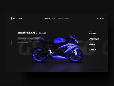 Suzuki Motorcycle Landing Page.mp4