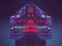VR setting