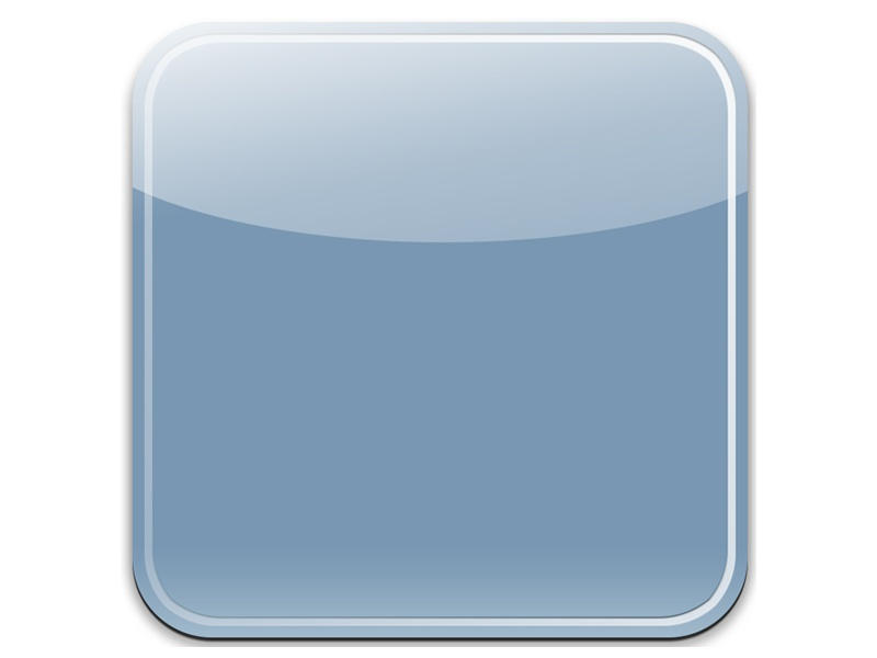 Blank Calendar App Icon : Blank ios icon by matt richardson dribbble