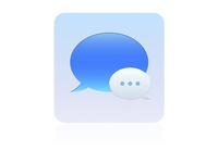 iOS - Messages Icon