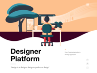 illustrations/Designer Platform