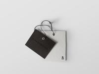 Label brand mockup vol 6