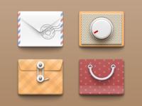 Icons...