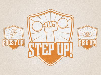 Step Up!