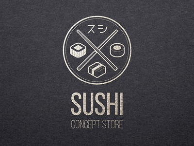 Sushi Concept Store Logo