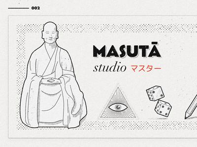 Masutā — illustrations