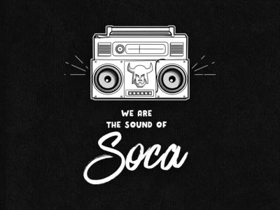Soca shirts — illustrations