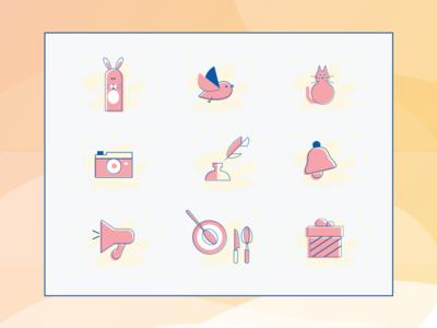 Bespoke Icons