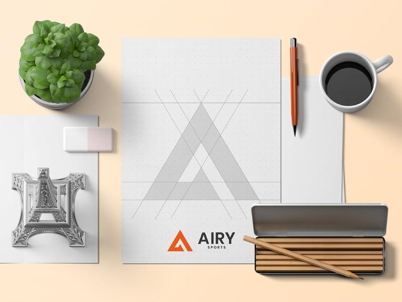 Branding - Airy Sports