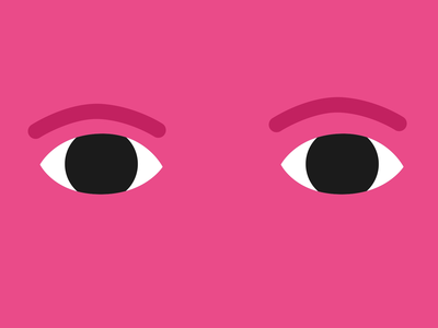 Video is here! eyes animation character