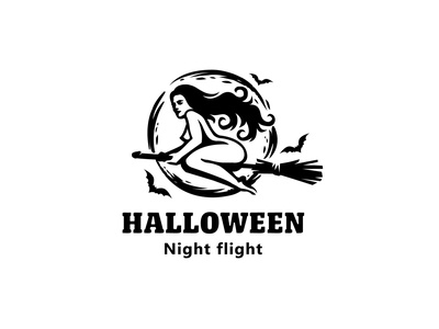 HALLOWEEN Night flight