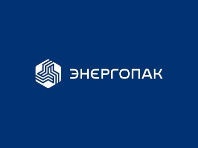 Энергопак branding logo