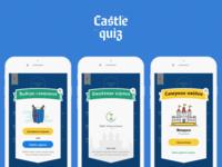 Castle Quiz — Game Design