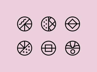 Morris Kitchen - Cocktail mixer icons