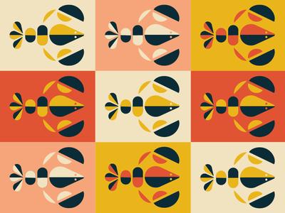 Lobster Pattern