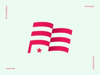 Freedom Flag Logomark