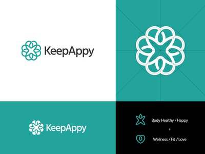 KeepAppy Logo Design
