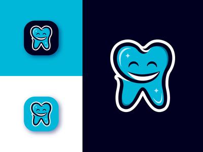 Smile Dental Logo Design