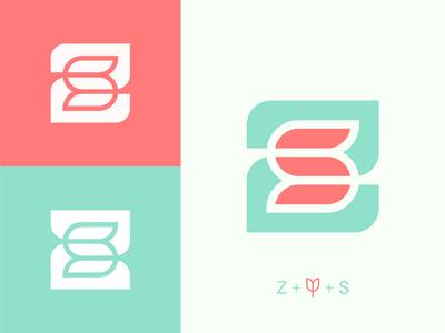 ZenS Flowers Logo
