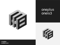 1+1=3 Logo