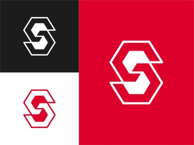 SS Monogram Logo