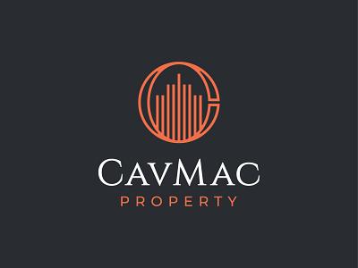 CavMac Property realestate property design vector brand agency logo design logo designer geometic creativeagency lettermark monogram logofield logodesigner logodesign brand logo stationery