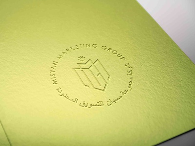 Misyan Marketing Group rebranding graphic arabic creative brand identity logofield brand logomark brand agency icon lettermark branding geometic logo design symbol logo designer logo