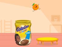 Orange jump
