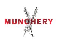 Munchery Logo Fun