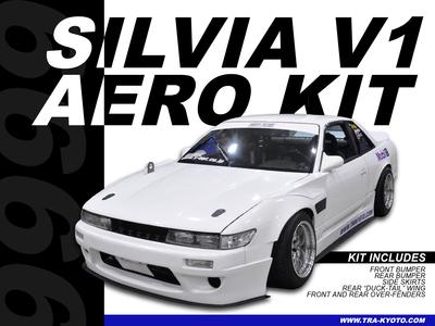 TRA-KYOTO.COM Silvia V1 Aero Kit