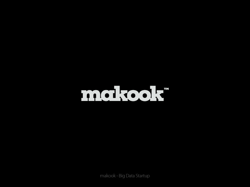 makook marketing automation data big data startup growth growth hacking rocket iconic icon symbol logo design makook