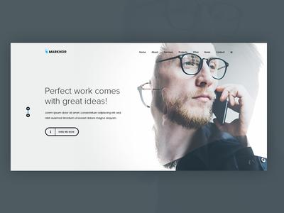 Markhor - Freelance Portfolio