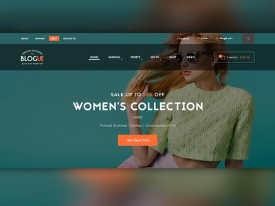 Blogue - Shop Home