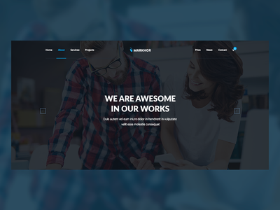 Markhor Creative Agency