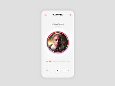 Music Streaming App (WIP)