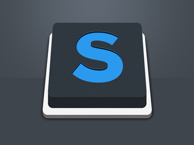 Sublime Text icon replacement for Flatland Theme sublime text icon flatland dev sublime text 2 icns mac